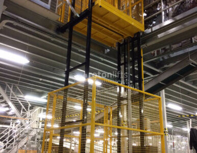 Goederenlift Cargo 2-2