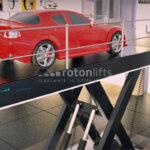 Autolift - heftafel