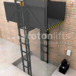 Goods lift type Cargo 2-2