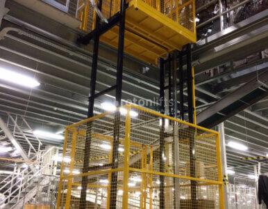 Goods lift type Cargo 2-2