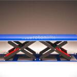 scissor table