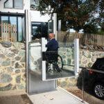 Wheelchairlift California