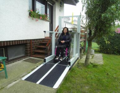 Wheelchairlift Colorado