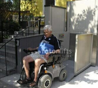 Wheelchairlift Florida
