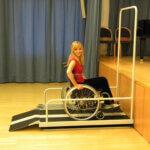 Wheelchairlift Nevada